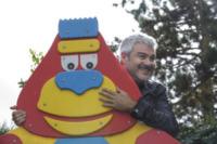 Pino Insegno - Roma - 06-11-2012 - Lo Zecchino d'Oro ha due nuovi conduttori