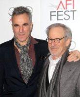 Daniel Day-Lewis, Steven Spielberg - Hollywood - 08-11-2012 - Leonardo Di Caprio convinse Daniel Day Lewis a essere Lincoln