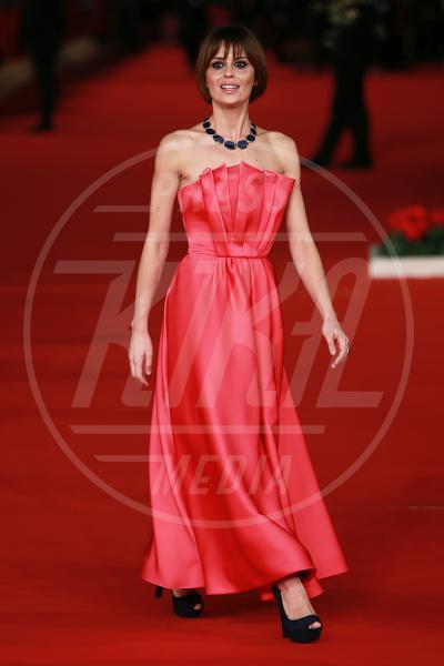 Claudia Pandolfi - Roma - 09-11-2012 - Quest'anno la primavera è tutta fucsia!