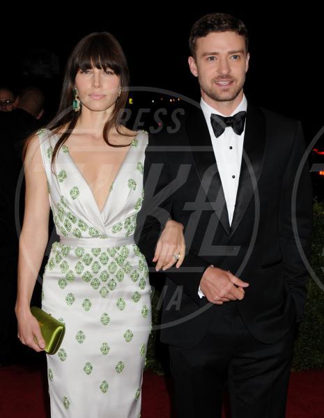 Jessica Biel, Justin Timberlake - New York - 07-05-2012 - Italia: per i vip stranieri è la terra delle promesse