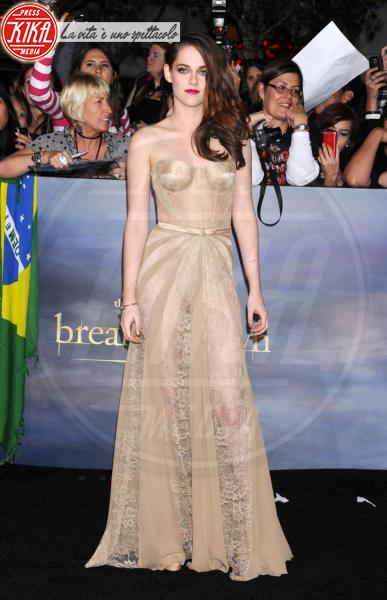 Kristen Stewart - Los Angeles - 12-11-2012 - Kristen Stewart ci ha dato un taglio... definitivo!