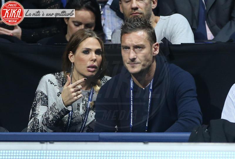 Ilary Blasi, Francesco Totti - Londra - 13-12-2012 - Ilary Blasi soffia un programma tv ad Alessia Marcuzzi