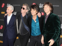 Charlie Watts, Keith Richards, Ronnie Wood, Mick Jagger - New York - 14-11-2012 - Ronnie Wood e la lotta contro il cancro: