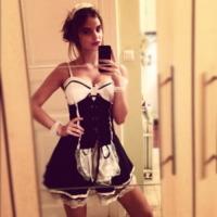 Barbara Palvin - Los Angeles - 14-11-2012 - Il sexy angelo custode di Justin Bieber è Barbara Palvin