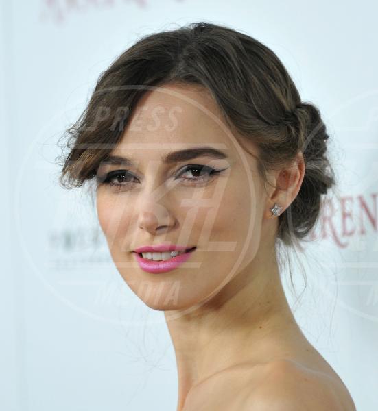 Keira Knightley - Los Angeles - 14-11-2012 - Le sopracciglia folte sono il nuovo trend