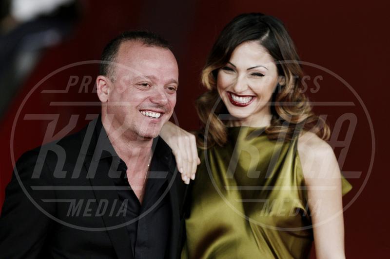 Gigi D'Alessio, Anna Tatangelo - Roma - 14-11-2012 - Roma 2012: al Festival regna il 'volemose bene'