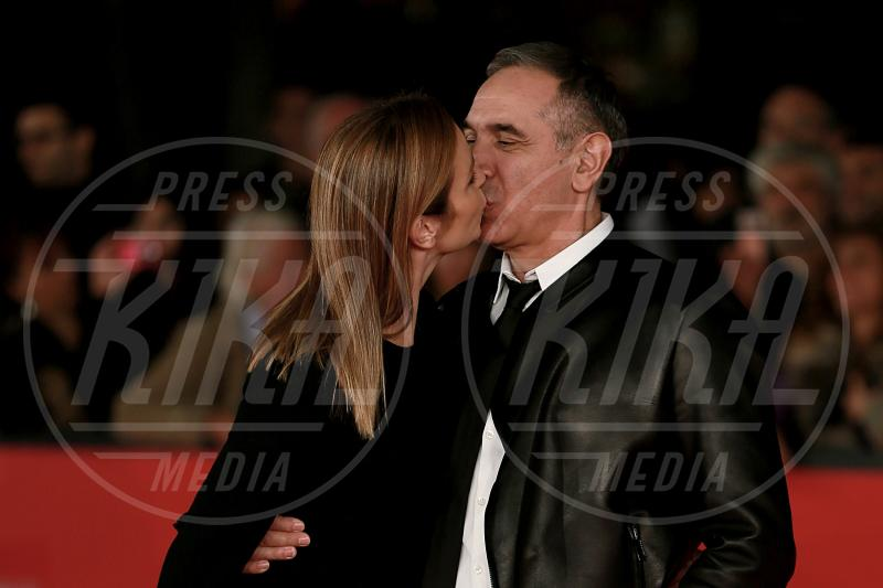 Carlo Capasa, Stefania Rocca - Roma - 10-11-2012 - Roma 2012: al Festival regna il 'volemose bene'