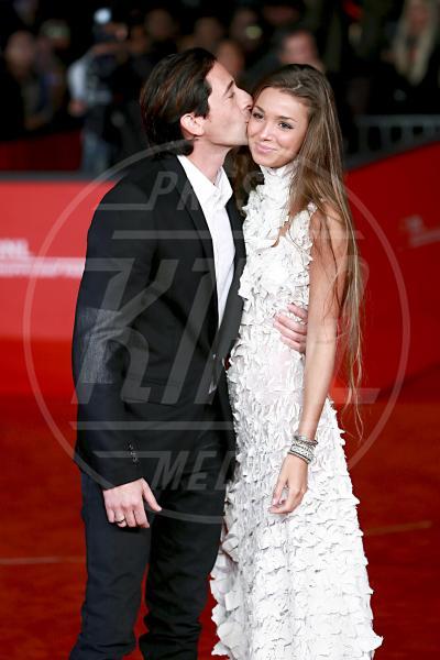 Lara Lieto, Adrien Brody - Roma - 11-11-2012 - Roma 2012: al Festival regna il 'volemose bene'