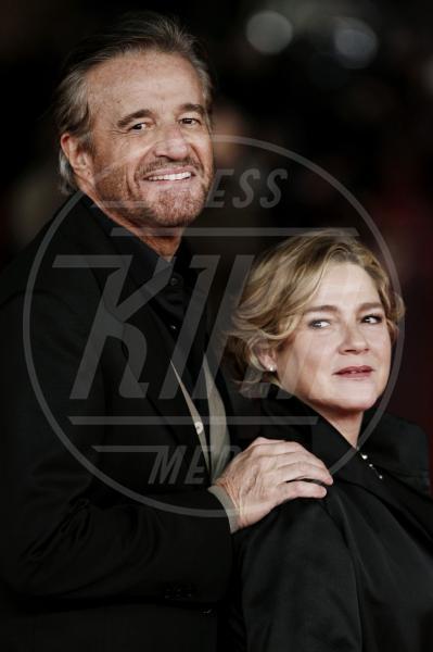 Silvia Verdone, Christian De Sica - Roma - 10-11-2012 - Roma 2012: al Festival regna il 'volemose bene'