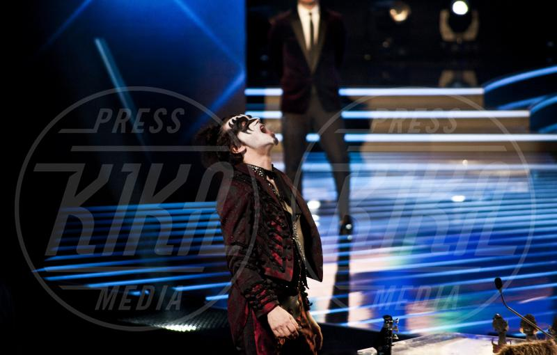Morgan - Milano - 15-11-2012 - X Factor 2012: la sfida dei tutor a colpi di look