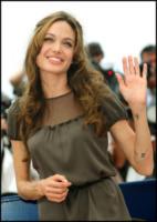"""Angelina Jolie - Milano - 21-05-2007 - Tatuaggi: """"Attenti, qualità e abilità sono fondamentali"""""""