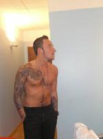 """Francesco Facchinetti - Miami - 25-07-2012 - Tatuaggi: """"Attenti, qualità e abilità sono fondamentali"""""""