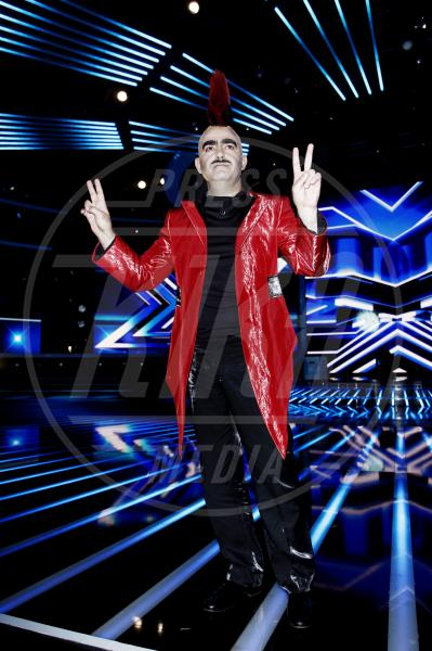 Elio - Milano - 17-10-2012 - X Factor 2012: la sfida dei tutor a colpi di look