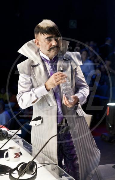 Elio - Milano - 09-11-2012 - X Factor 2012: la sfida dei tutor a colpi di look