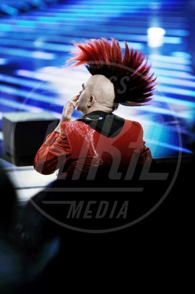 Elio - Milano - 18-10-2012 - X Factor 2012: la sfida dei tutor a colpi di look