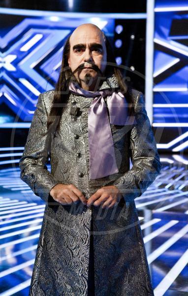 Elio - Milano - 15-11-2012 - X Factor 2012: la sfida dei tutor a colpi di look