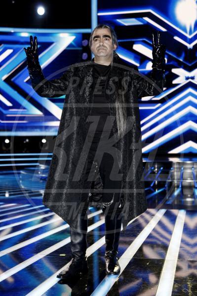 Elio - Milano - 31-10-2012 - X Factor 2012: la sfida dei tutor a colpi di look