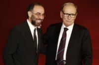 Giuseppe Tornatore, Ennio Morricone - Roma - 17-11-2012 - Da Fellini a Morricone, quando il cinema italiano è da Oscar