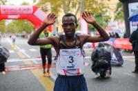Mamo Batri Taye - Palermo - 18-11-2012 - Maratona di Palermo, muore un uomo di 46 anni