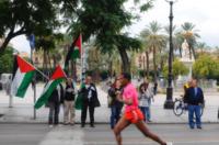 Comunità palestinese - Palermo - 18-11-2012 - Maratona di Palermo, muore un uomo di 46 anni