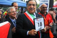 Leoluca Orlando - Palermo - 18-11-2012 - Maratona di Palermo, muore un uomo di 46 anni