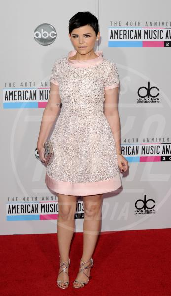 Ginnifer Goodwin - Los Angeles - 18-11-2012 - Je vois la vie en rose… anche sul red carpet!