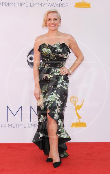 Elisabeth Moss - Los Angeles - 23-09-2012 - 2012: ecco le peggio vestite dell'anno
