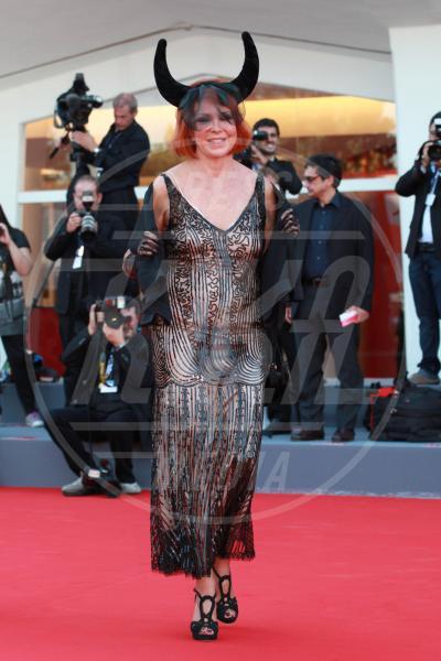 Marina Ripa di Meana - Venezia - 29-08-2012 - 2012: ecco le peggio vestite dell'anno