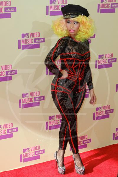 Nicki Minaj - Los Angeles - 06-09-2012 - 2012: ecco le peggio vestite dell'anno