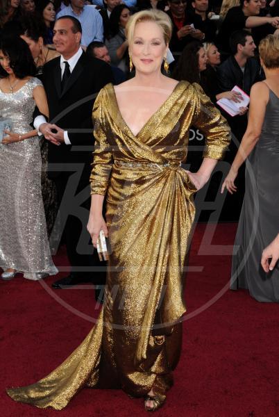 Meryl Streep - Hollywood - 26-02-2012 - 2012: ecco le peggio vestite dell'anno