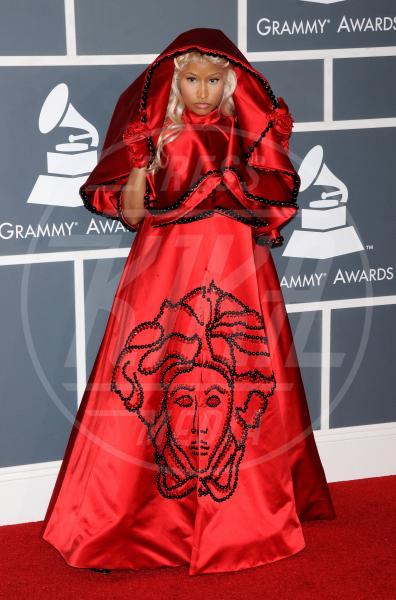 Nicki Minaj - Los Angeles - 12-02-2012 - 2012: ecco le peggio vestite dell'anno