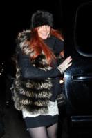 Lindsay Lohan - New York - 06-11-2012 - Lindsay Lohan rischia di tornare in prigione per una bugia