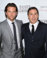 David O. Russell, Bradley Cooper - Beverly Hills - 19-11-2012 - Bradley Cooper e Jennifer Lawrence presentano Silver Linings Playbook
