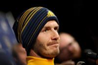 """David Beckham - Los Angeles - 20-12-2012 - David Beckham: """"Vado via dai Galaxy, ma continuo a giocare"""""""