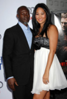 Kimora Lee Simmons, Djimon Hounsou - Hollywood - 09-11-2008 - Djimon Hounsou e Kimora Lee Simmons si sono lasciati