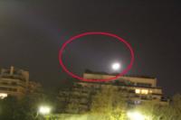 ufo, Roberto Formigoni - Parigi - 22-11-2012 - Roberto Formigoni ha fotografato un ufo a Parigi