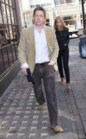 Hugh Grant - Londra - 20-03-2012 - Hugh Grant e Marisa Tomei in una commedia di Marc Lawrence