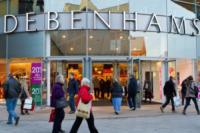 Debenhams - Londra - 23-11-2012 - Babbo Natale eliminato dai centri commerciali Debenhams