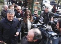 """Alessandra Sorcinelli - Milano - 23-11-2012 - Alessandra Sorcinelli: """"Voci di video e foto ad Arcore"""""""