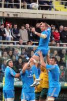Nazionale Italiana - Firenze - 24-11-2012 - L'Italia del rugby sfiora l'impresa contro l'Australia