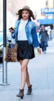 Miranda Kerr - New York - 25-11-2012 - Un classico che ritorna: il giubbotto di jeans