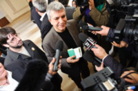 Nichi Vendola - Bari - 25-11-2012 - Nichi Vendola vota a Terlizzi per le Primarie del Pd