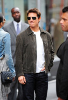 Tom Cruise - New York - 13-06-2012 - Tom Cruise fa chiudere Trafalgar Square per il suo film