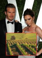 David Beckham, Victoria Beckham - West Hollywood - 26-02-2012 - Victoria Beckham cerca casa a Londra per il dopo Los Angeles
