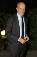 Alessandro Sallusti - Milano - 10-10-2012 - Alessandro Sallusti ha ricevuto l'ordine di arresto domiciliare