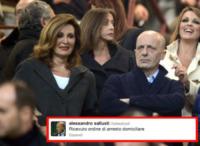25-11-2012 - Alessandro Sallusti ha ricevuto l'ordine di arresto domiciliare