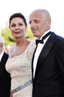 Alessandro Sallusti, Daniela Santanchè - Venezia - 28-08-2012 - Alessandro Sallusti ha ricevuto l'ordine di arresto domiciliare