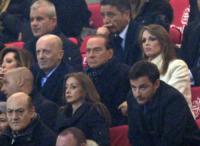 Alessandro Sallusti, Silvio Berlusconi - Milano - 25-11-2012 - Alessandro Sallusti ha ricevuto l'ordine di arresto domiciliare