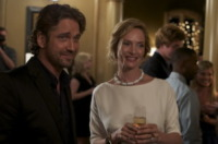 Gerard Butler, Uma Thurman - Los Angeles - 06-04-2011 - Muccino presenta il suo terzo film americano a Los Angeles