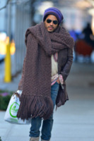 Lenny Kravitz - New York - 25-11-2012 - Lenny Kravitz nei panni di Marvin Gaye in Midnight love